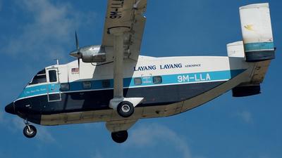9M-LLA - Short SC-7 Skyvan - Layang Layang Aerospace