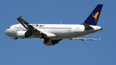 EI-DSD - Airbus A320-216 - Air One