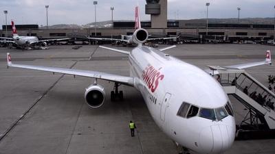 HB-IWE - McDonnell Douglas MD-11 - Swiss