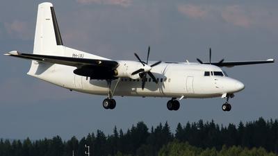 PH-JXJ - Fokker 50 - Denim Airways