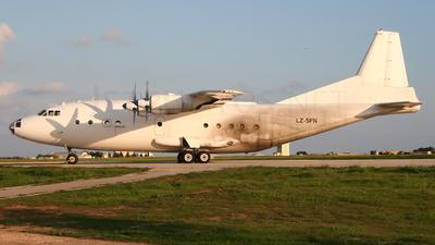 LZ-SFN - Antonov An-12A - Air Sofia