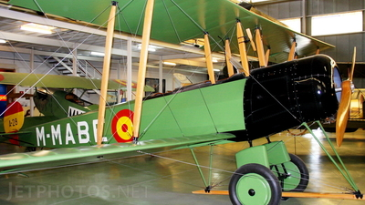 M-MABE - Avro 504K - Spain - Air Force