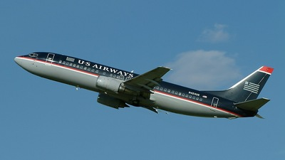 N424US - Boeing 737-401 - US Airways