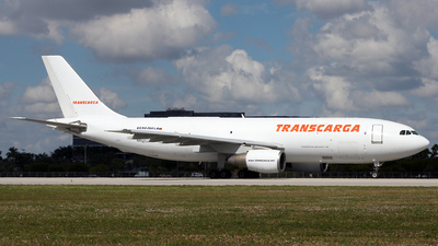 N501TR - Airbus A300B4-203(F) - Transcarga International Airways