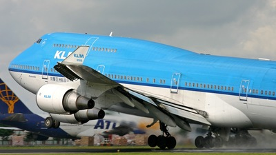 PH-BFP - Boeing 747-406(M) - KLM Royal Dutch Airlines
