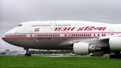 VT-AIM - Boeing 747-433(M) - Air India