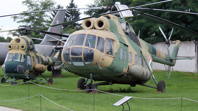 416 - Mil Mi-8S Hip - Hungary - Air Force