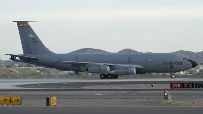57-1484 - Boeing KC-135E Stratotanker - United States - US Air Force (USAF)