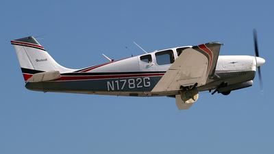 A picture of N1782G - Beech 35B33 Debonair - [CD510] - © shimon mentel