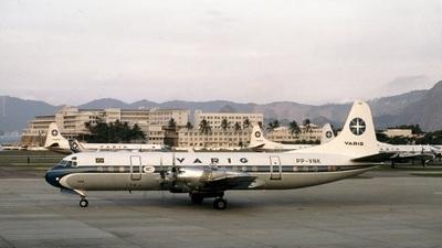 PP-VNK - Lockheed L-188A Electra - Varig