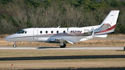 A picture of N521RA - Cessna 560XL Citation Excel - [5605076] - © PeachAir