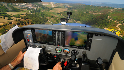EC-JSM - Cessna 172R Skyhawk II - Aero Club - Barcelona-Sabadell