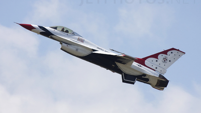 86-0281 - General Dynamics F-16C Fighting Falcon - United States - US Air Force (USAF)