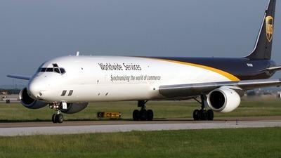 N702UP - Douglas DC-8-71(CF) - United Parcel Service (UPS)