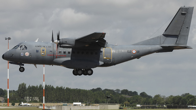158 - CASA CN-235-200 - France - Air Force