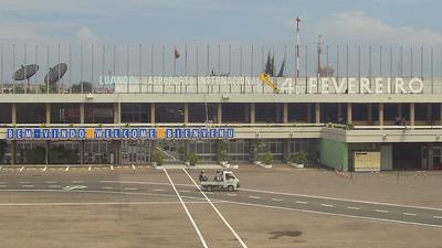 FNLU - Airport - Terminal