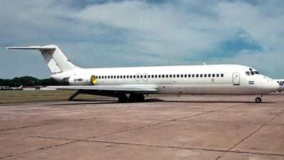 LV-WGU - McDonnell Douglas DC-9-32 - Austral Líneas Aéreas