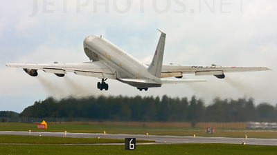 LX-N19997 - Boeing 707-307C - NATO - Airborne Early Warning Force