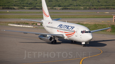 YV169T - Boeing 737-2S3(Adv) - Rutaca Airlines