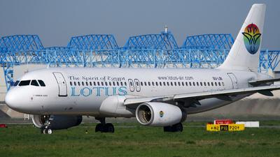 SU-LBI - Airbus A320-232 - Lotus Air