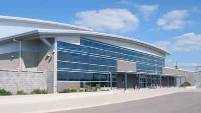 CYKF - Airport - Terminal