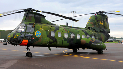04064 - Boeing Vertol Hkp4B - Sweden - Armed Forces