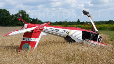 SP-AGO - PZL-Okecie 104 Wilga 35 - Aero Club - Swidnik