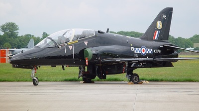 XX176 - British Aerospace Hawk T.1W - United Kingdom - Royal Air Force (RAF)