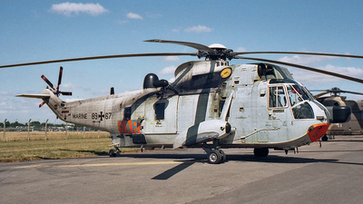 89-67 - Westland Sea King Mk.41 - Germany - Navy