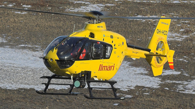 OH-HCO - Eurocopter EC 135P2 - Copterline