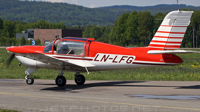 LN-LFG - Socata Rallye 180T - Private