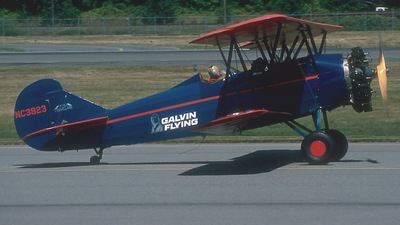 NC3823 - Curtiss-Wright Travel Air 4000 - Galvin Flying Services