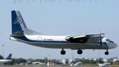 UP-AN416 - Antonov An-24RV - Scat Air Company