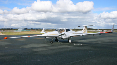 VH-FNV - Diamond DA-42 Twin Star - Fugro Airborne Surveys