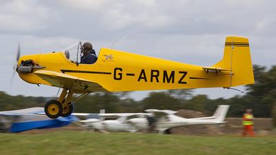 A picture of GARMZ - Druine D.31 Turbulent - [PFA 565] - © Alan Gray