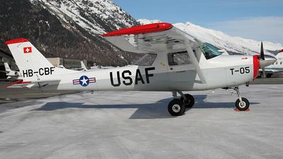 A picture of HBCBF - Cessna F150F - [0005] - © Lutz Lehmann