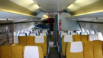 G-AVFB - Hawker Siddeley HS-121 Trident 2 - British European Airways (BEA)