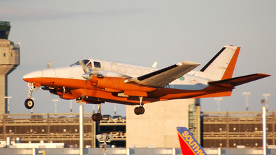 A picture of N197WA - Beech 99 Airliner - Wiggins Airways - © Nick Michaud