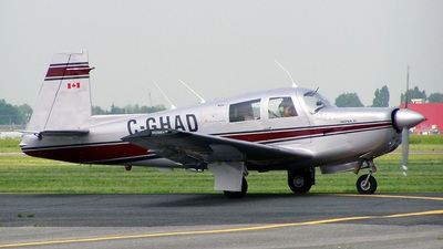 A picture of CGHAD - Mooney M20E - [670020] - © Marian Musil