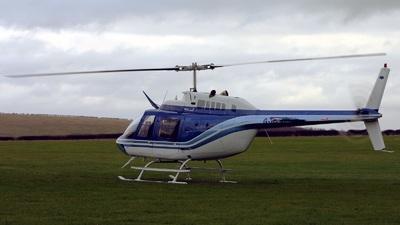 A picture of GBZNI - Bell 206B JetRanger II - [2142] - © hjcurtis