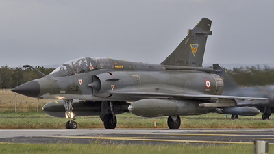338 - Dassault Mirage 2000N - France - Air Force