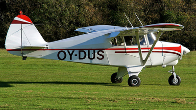 OY-DUS - Piper PA-22-150 Tri-Pacer - Private