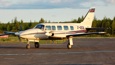 A picture of CGEOL - Piper PA31350 -  - © Matt Willems