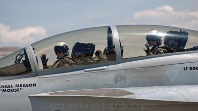 165879 - Boeing F/A-18F Super Hornet - United States - US Navy (USN)