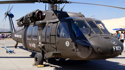 H-02 - Sikorsky S-70A-9 Blackhawk - Chile - Air Force