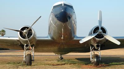 ZS-LVR - Douglas DC-3C - Nelair Aviation