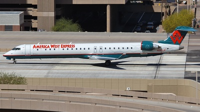 N942LR - Bombardier CRJ-900ER - America West Express (Mesa Airlines)