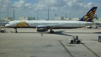 N513AT - Boeing 757-28A - ATA Airlines