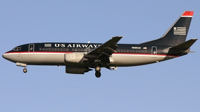 N585US - Boeing 737-301 - US Airways