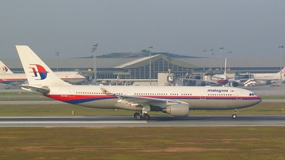 9M-MKV - Airbus A330-223 - Malaysia Airlines